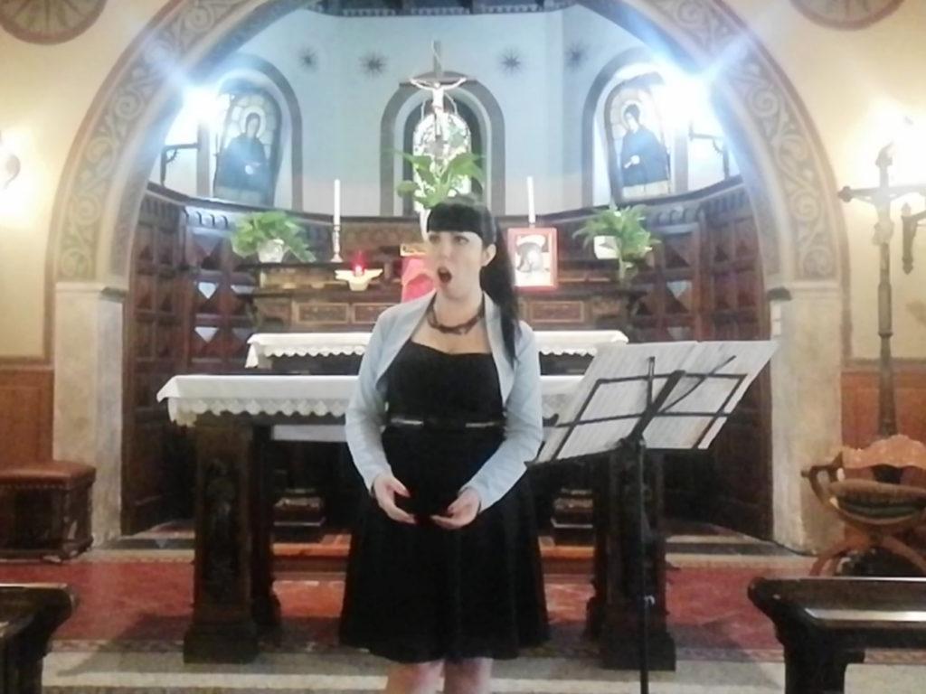 cristina verderio cantante soprano
