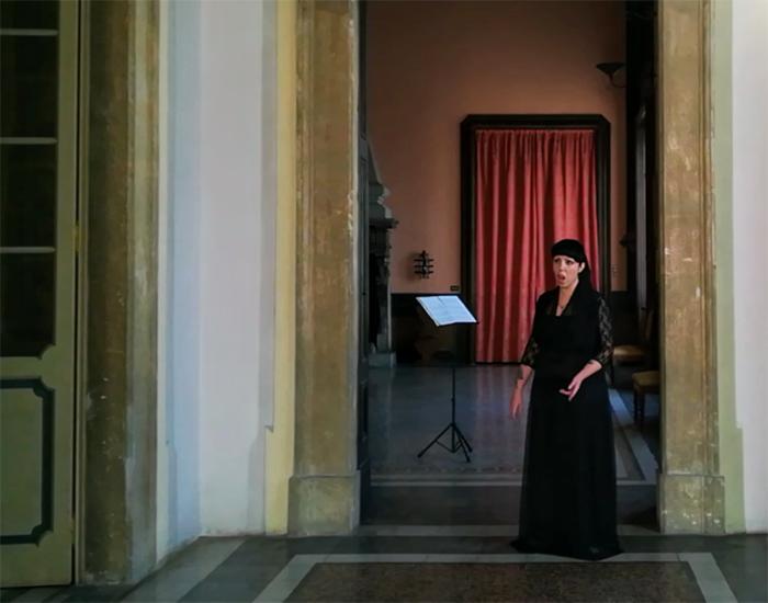Cristina Verderio Cerimonia Vocale