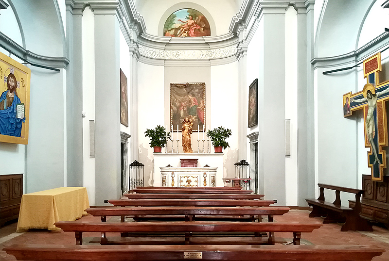 matrimonio intimo chiesa piccola