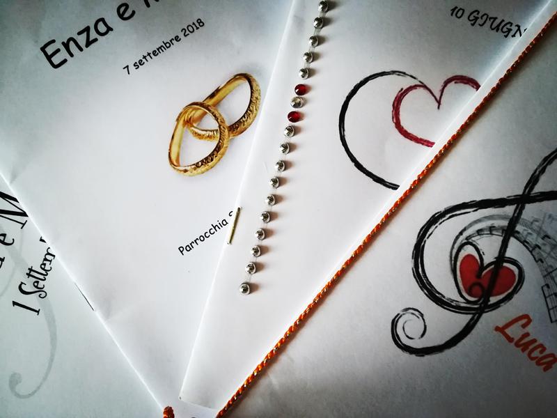 come fare libretto messa civile matrimonio cerimonia