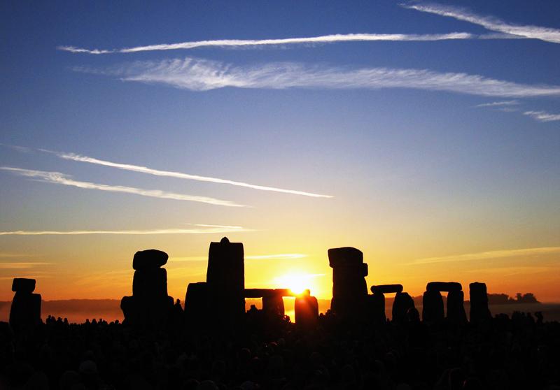 monumento megalitico di stonehenge