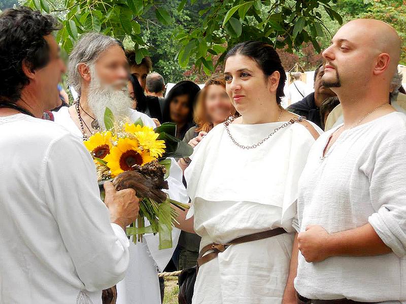 rito celtico del matrimonio