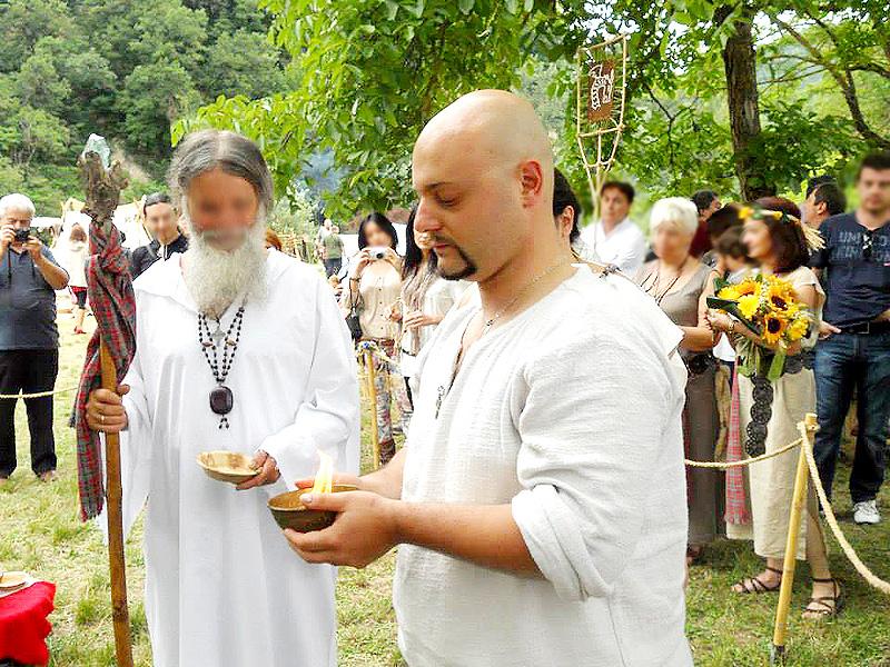matrimonio celtico rito