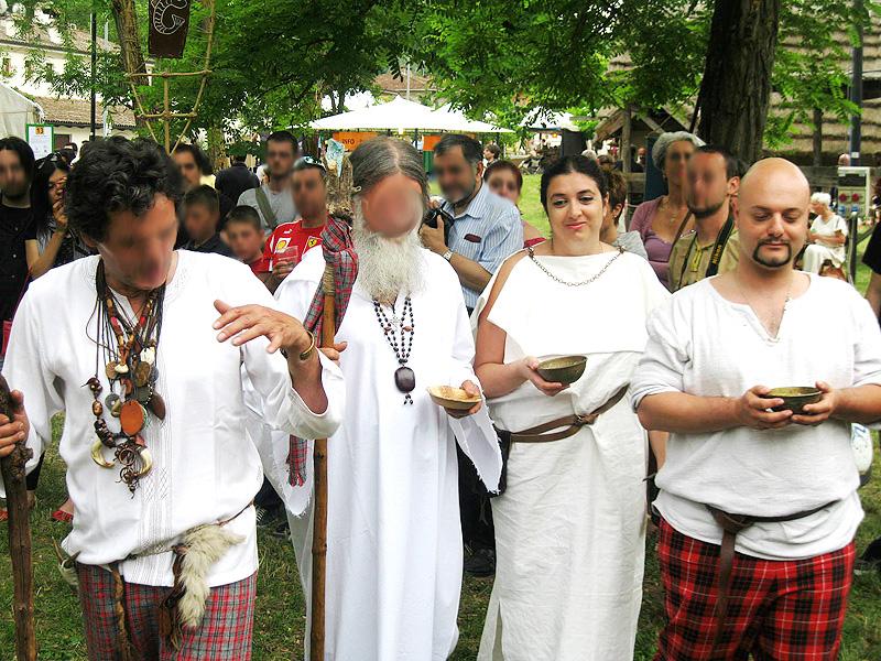 matrimonio druidico
