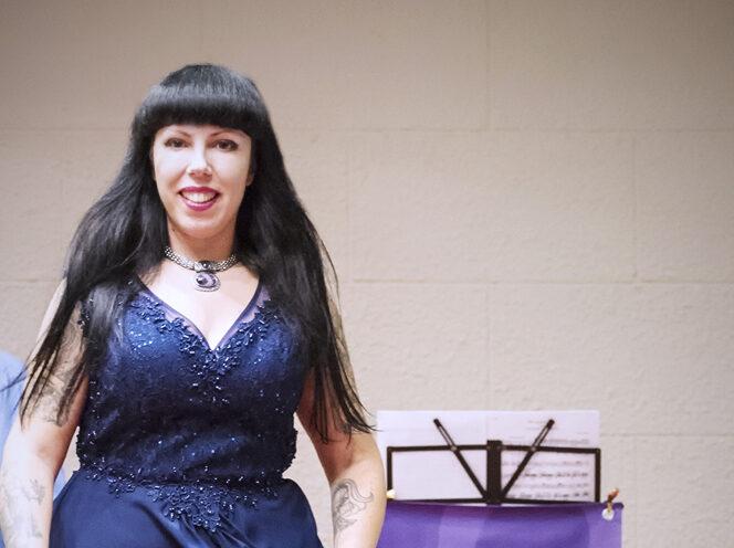 cantante per matrimonio ed eventi soprano lirico