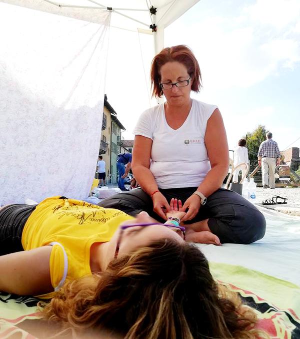 shiatsu massaggio