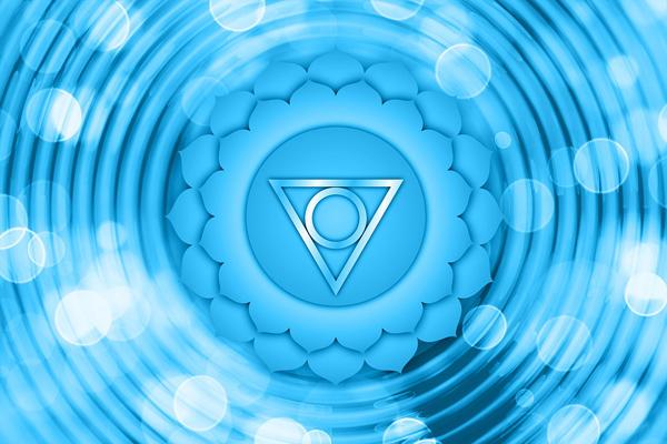 vishuddha quinto chakra simbolo