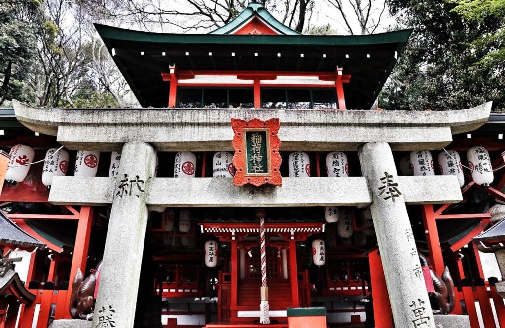 tempio shinto